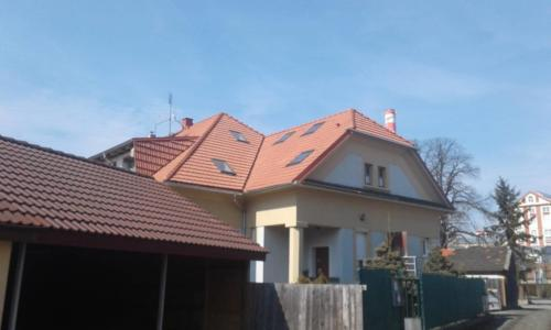Praha - Tondach brněnka